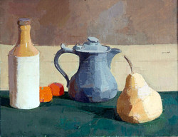 Still Life with Pewter Jug