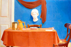 Still Life with Cast