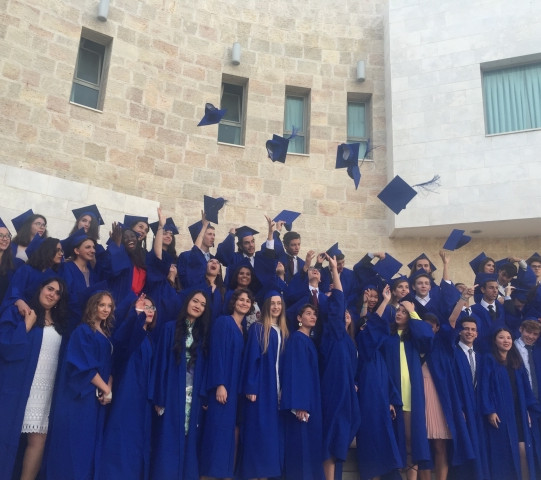 Look at the sky- EMIS graduation 2017