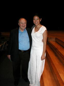 Menahem Pressler, 2005