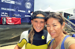 Courtney Conlogue at US Open