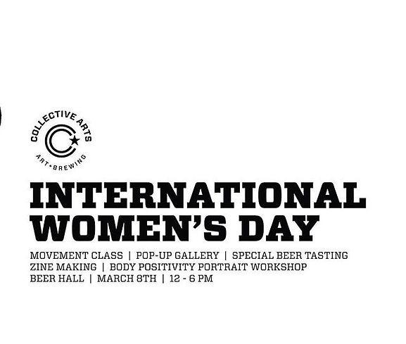International Women's Day Exhibit