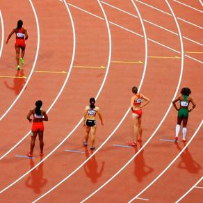It's A Marathon, Not A Race