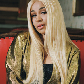 Cardi B. HOTTEST IN THE STREETS!!!