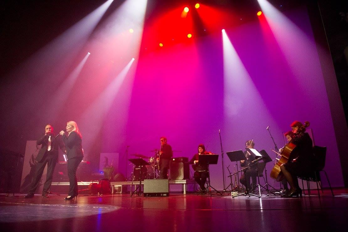 Concert Schouwburg Kortrijk