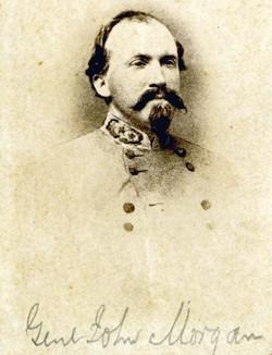 General John Hunt Morgan