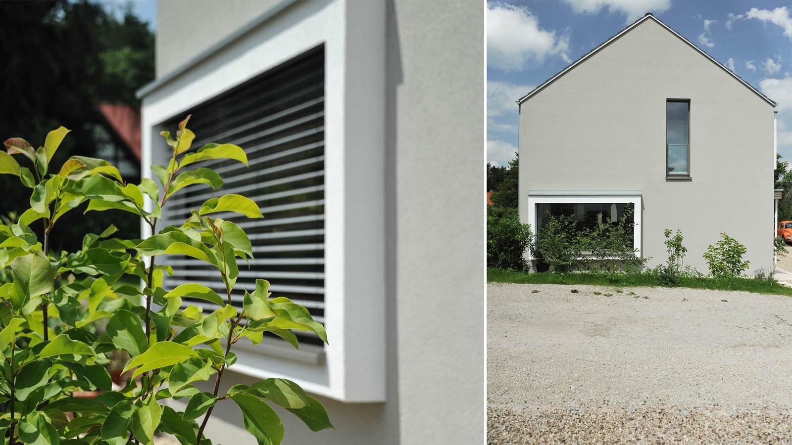Einfamilienhaus Auf Dem Land Grimm Architekten Bda