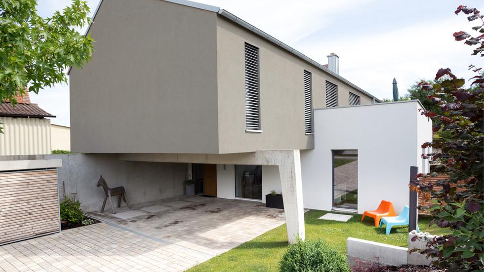 Einfamilienhaus Ansbach