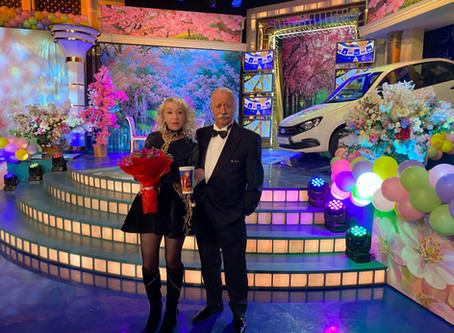 Премьера песни на Первом канале - Инесса - Ты целуешься классно!