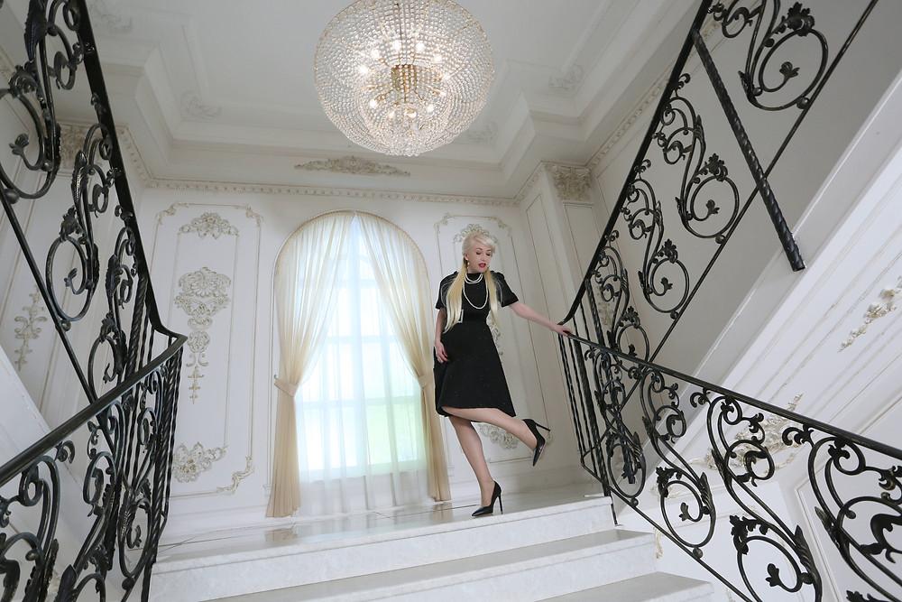 Певица Инесса, Москва, Россия