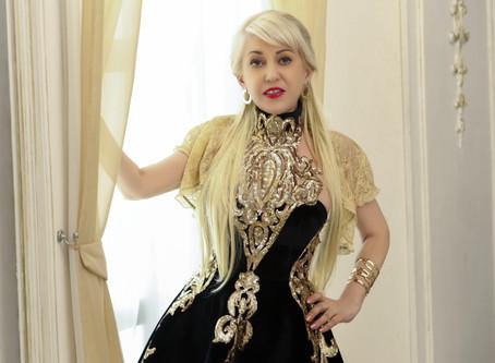 Певица Инесса о любимом платье-талисмане