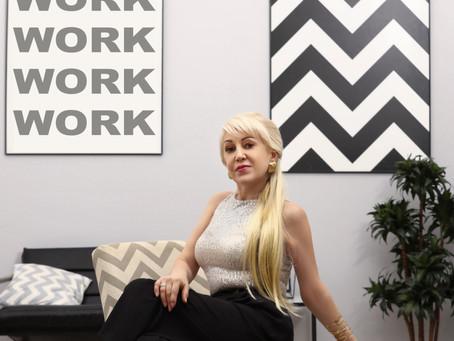 Инесса: моя статья в женском журнале Marie Claire