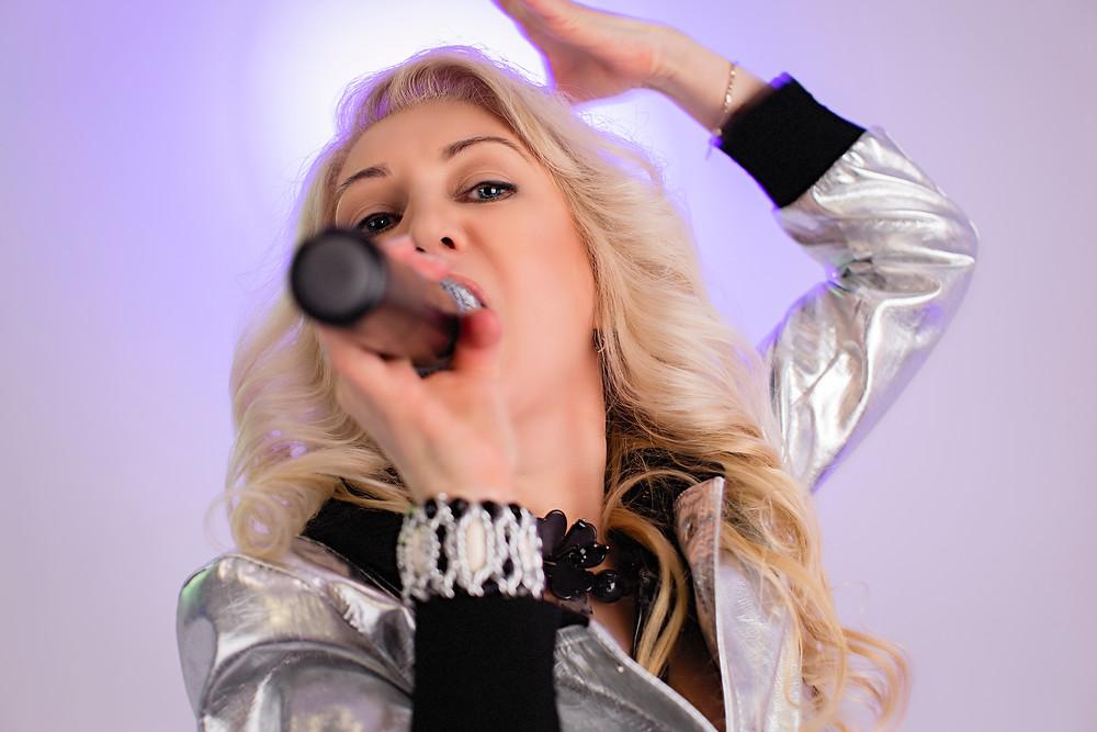 Певица Инесса - Как развить голос