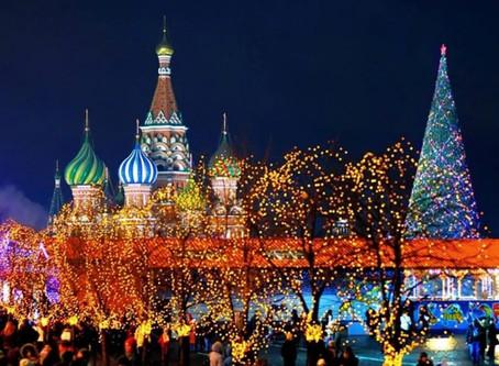 Инесса - что можно посетить в Москве на новогодние праздники