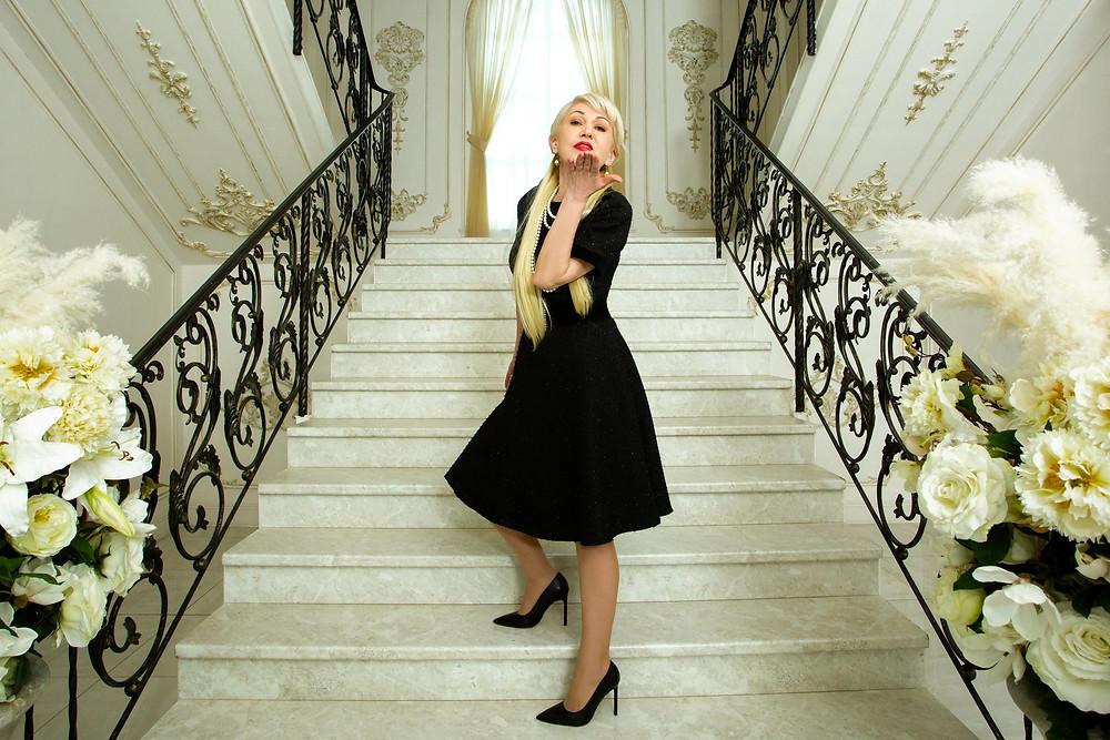 Певица Инесса о музыке