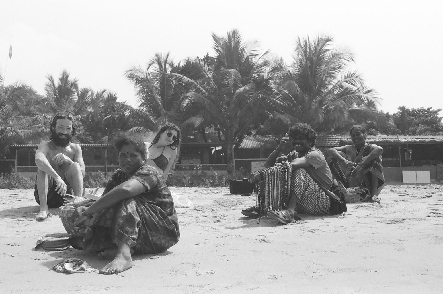 Ouzo Bazooka / India 2016