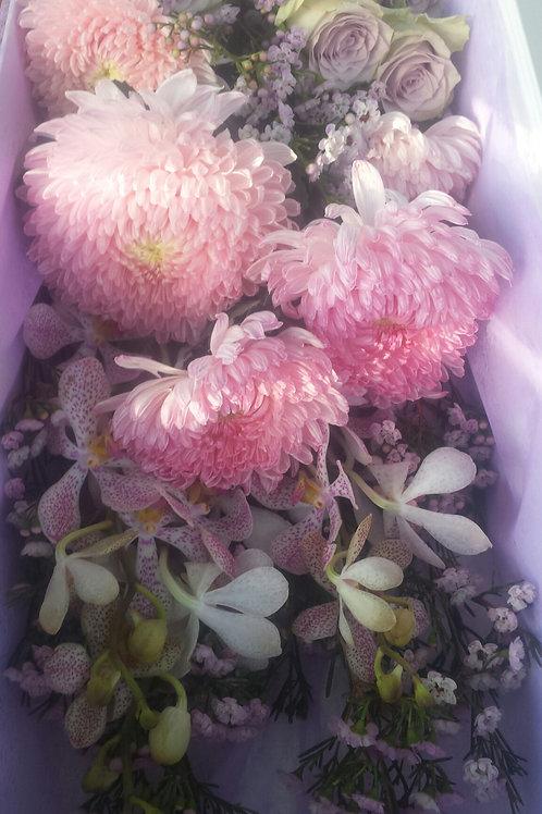 Flower Post Boxes (DIY) Medium