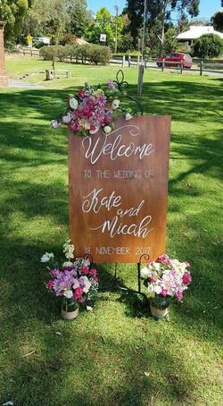 Willunga Wedding Flowers Of Envy