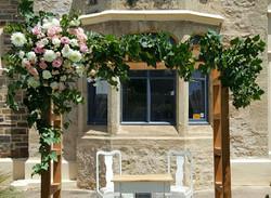 Arbour Flowers Glanville Hall