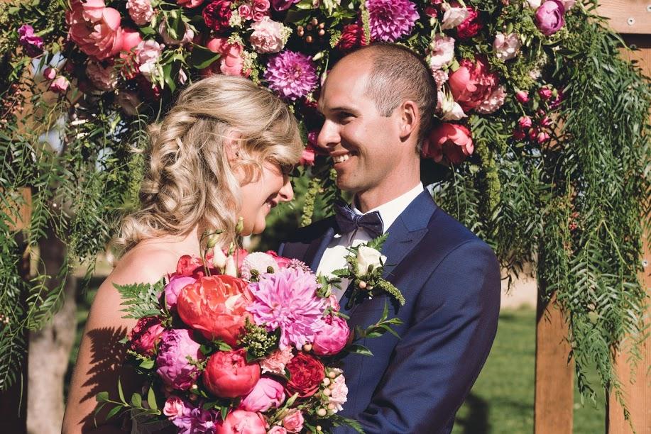 Flowers Of Envy Wedding