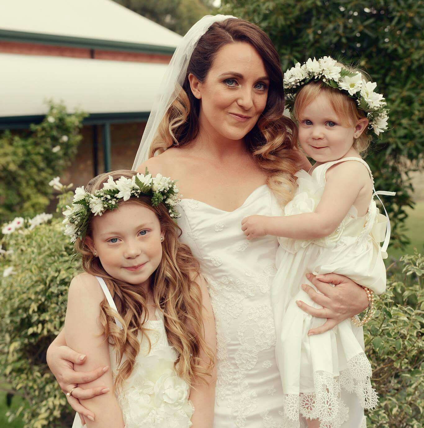 Flowers Of Envy Bride & Flower Girls