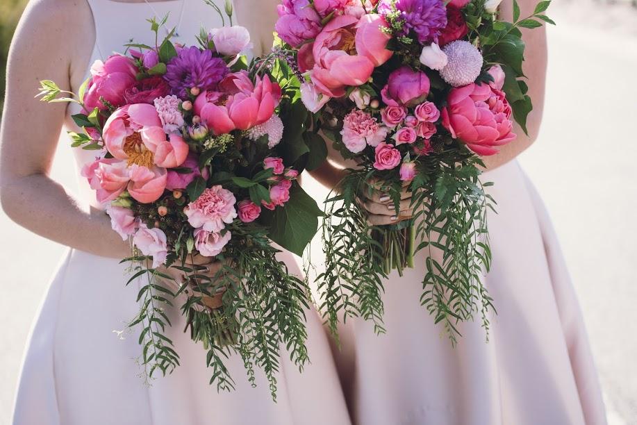 Bridesmaid Bouquets Flowers Of Envy