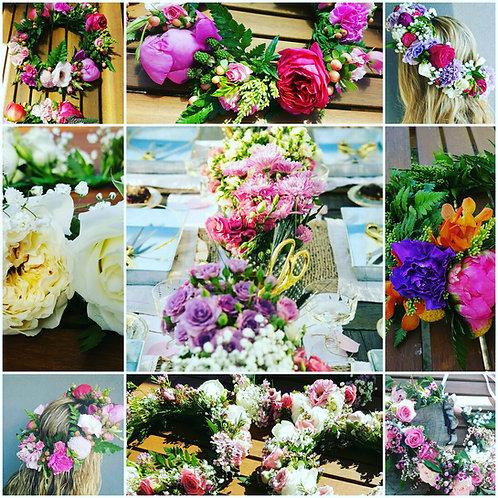 Flower Crown Parties