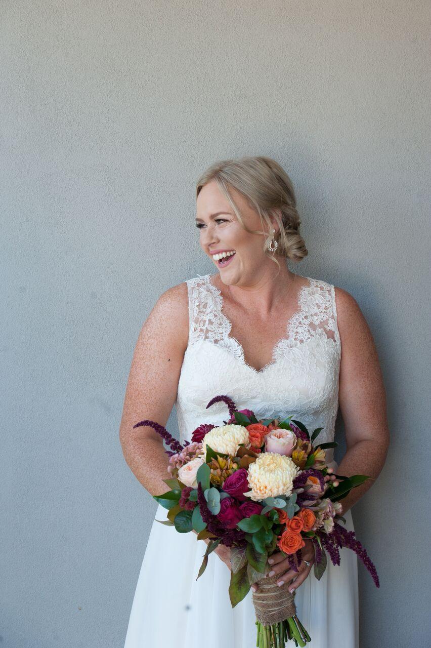 Bride Bouquet Flowers Of Envy