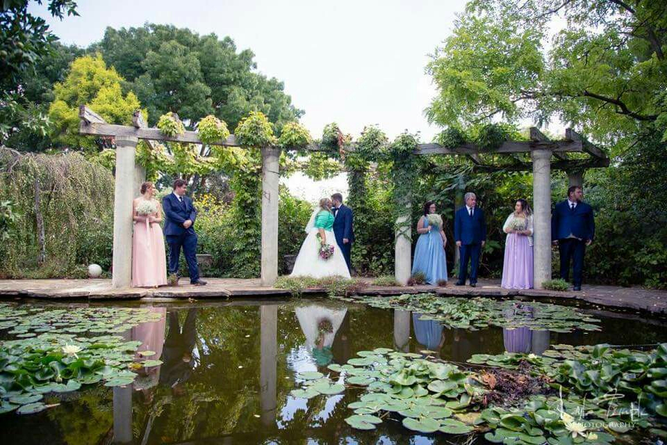 Flowers Of Envy Al-Ru Farm Wedding