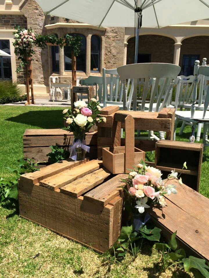 Flowers Of Envy Flower Jars & Crates