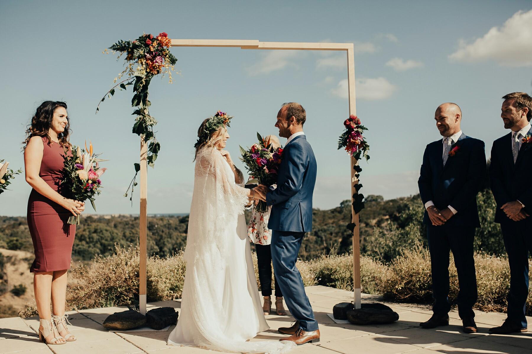 Flowers Of Envy Ceremony