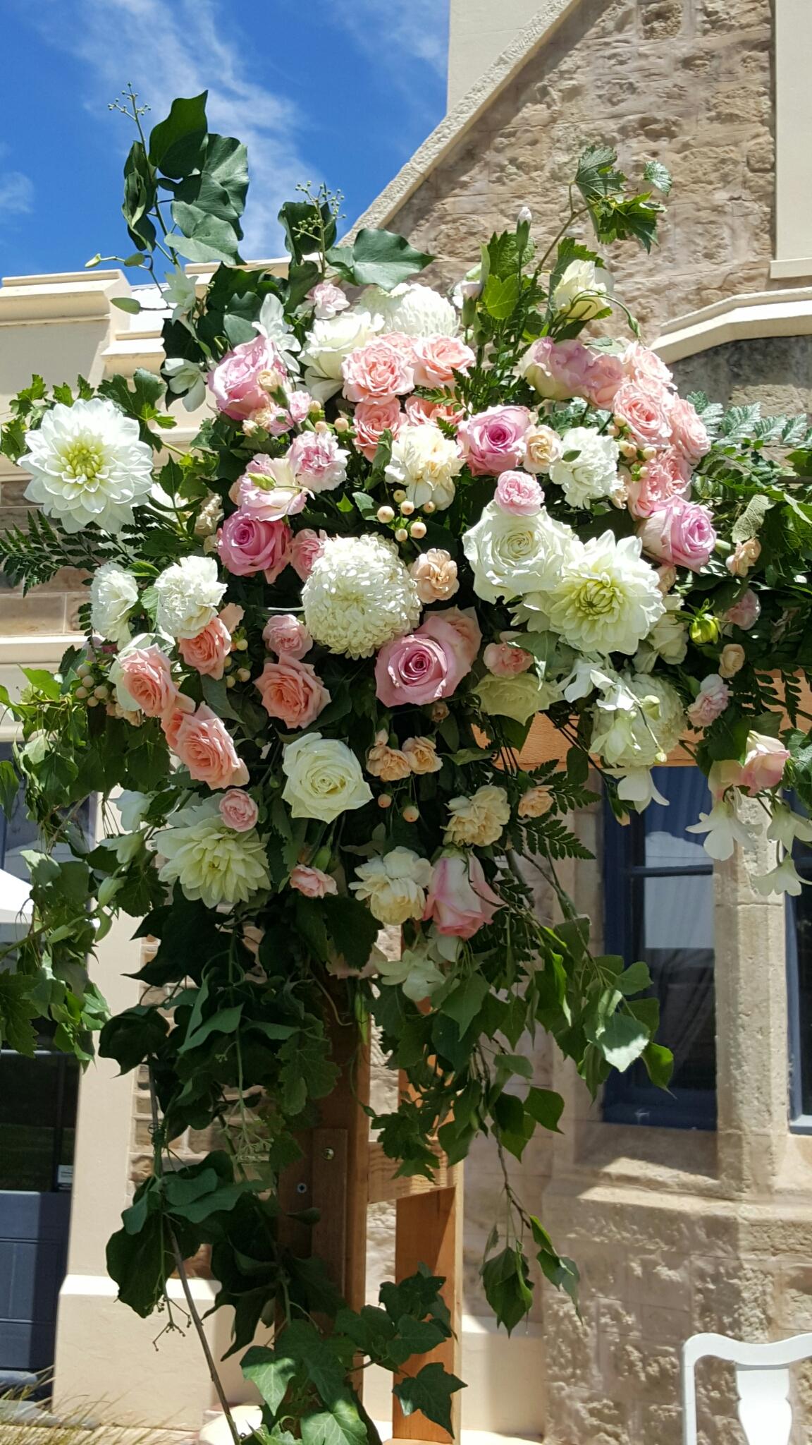 Arbour Flowers Flowers Of Envy