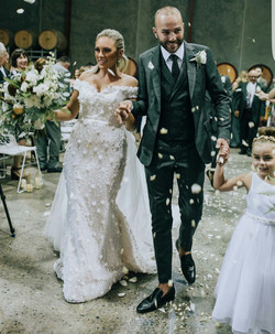 Serafino Wines Wedding