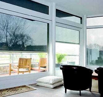 скрин система , руллонные шторы на окна