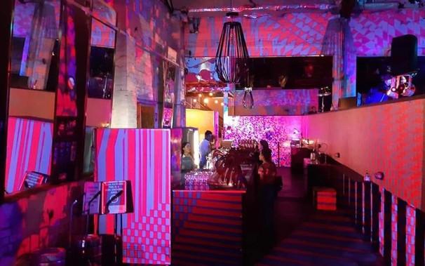 Dark Roller Disco with Stargazed Records