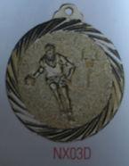 Médailles football