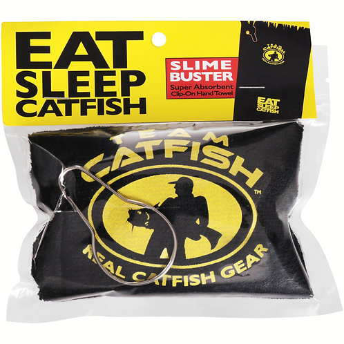 Team Catfish Slime Buster Hand Towel