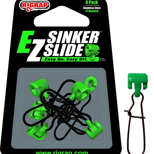 Removeable Sinker Slides
