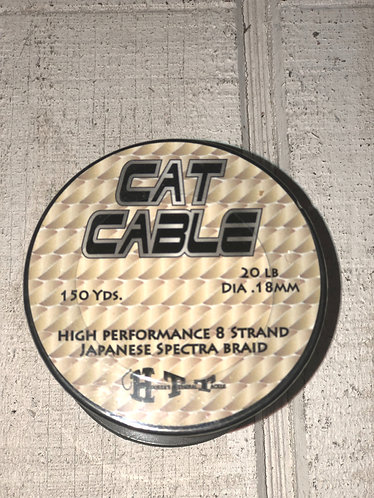Cat Cable 8x Strand Braid