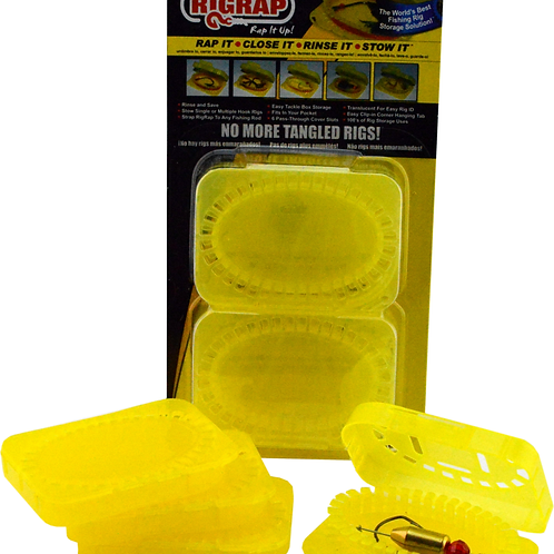 RIGRAP Yellow 8512: 4 Per Package