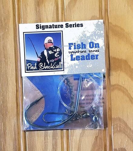 "FishOn ""Paul Blackwell Signature Series"""