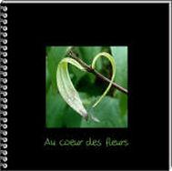 Livre 52 pages Au coeur des fleurs Michèle Théron DIvine Nature Photographie