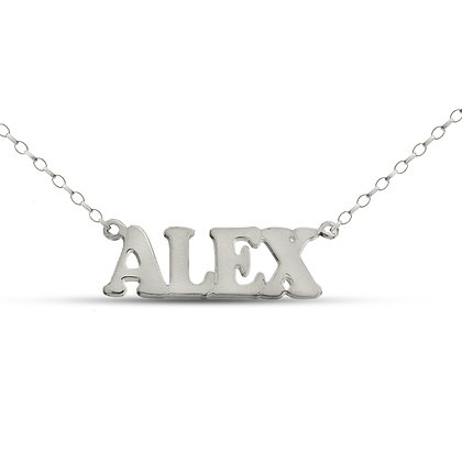 Cooper Name Necklace