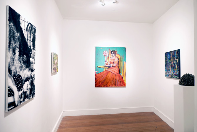 LAST WEEK CHARLIE SMITH LONDON   336 Old St, 2nd Floor London EC1V 9DR   +44 (0)20 7739 4055 gallery