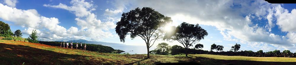 Pu'u o Mahuka Heiau Pupukea, Hawaii