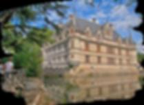 Chateaux de la Loire voyage groupe Erasm