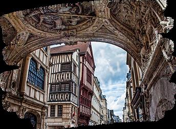 Normandie voyage Erasmus trip paris 01.p