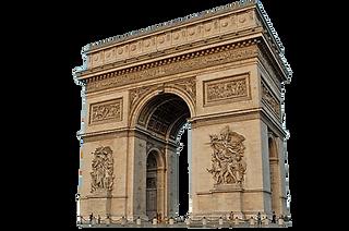 arc de triomphe paris erasmus voyage 02.