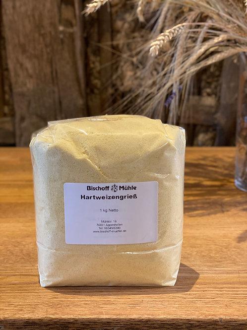 Hartweizengrieß (Semola di grano duro)
