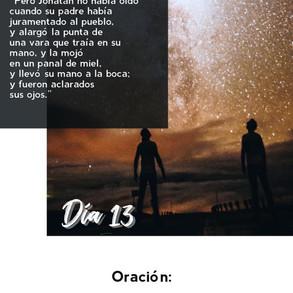 DÍA 13